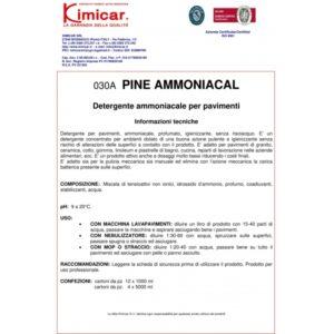 Detergent cu amoniac -PINE AMO.