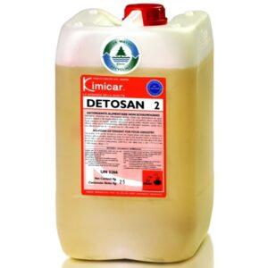Detergent Alimentar - DETOSAN spumant / nespumant(Detosan 2)
