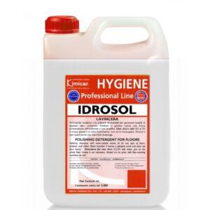 Detergent cu ceara pentru pardoseli - IDROSOL