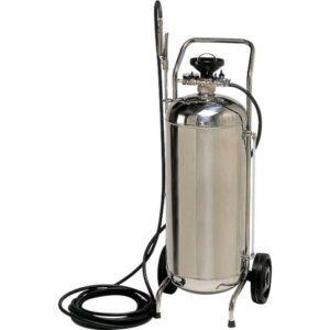 Butelie spuma inox - Nebulizator spumant inox