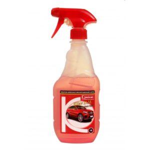 Solutie decontaminare Auto